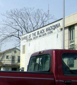 The Shrine of the Black Madonna in Detroit promoted black nationalism and was one of many groups active in trying to foster political change after 1967. (Photo from Wikimedia, via Creative Commons)